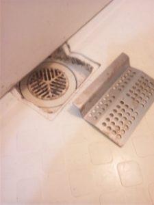 浴室クリーニング Before