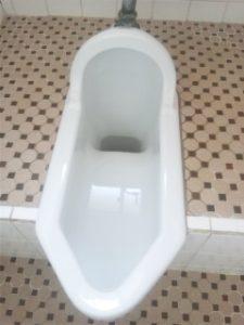トイレクリーニング 和式