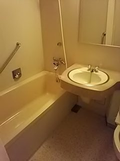 浴室クリーニング 広島 ハウスクリーニング 3点ユニットバスクリーニング