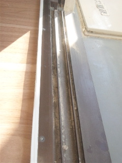 窓ガラス/サッシクリーニング 広島 ハウスクリーニング