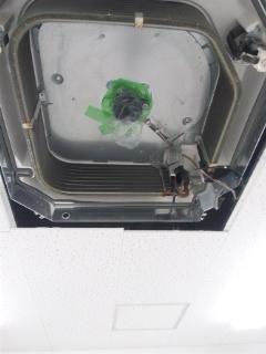 広島 業務用 エアコンクリーニング