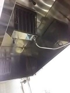 飲食店 厨房クリーニング 広島 クリーン急便 換気扇レンジフードクリーニング